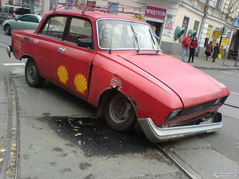 Ukrainian cars 8