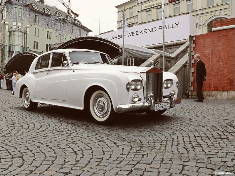Legendary Rally of Vintage Cars 11