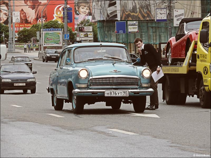 Legendary Rally of Vintage Cars 17