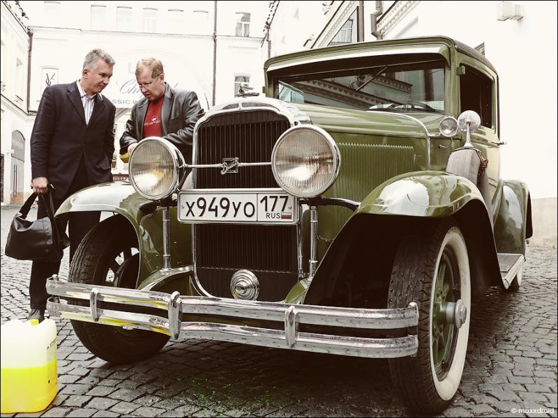 Legendary Rally of Vintage Cars 19