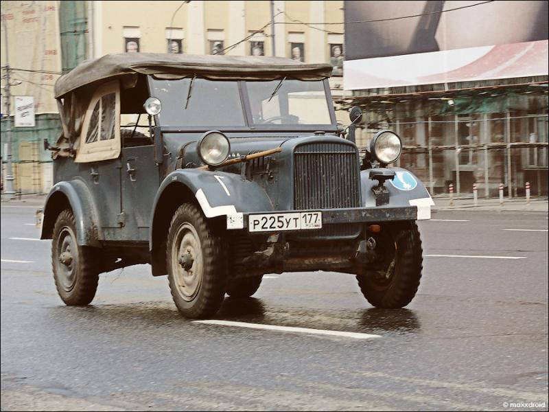 Legendary Rally of Vintage Cars 23