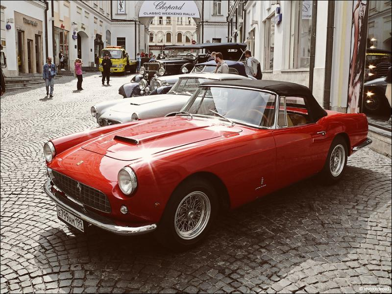 Legendary Rally of Vintage Cars 25