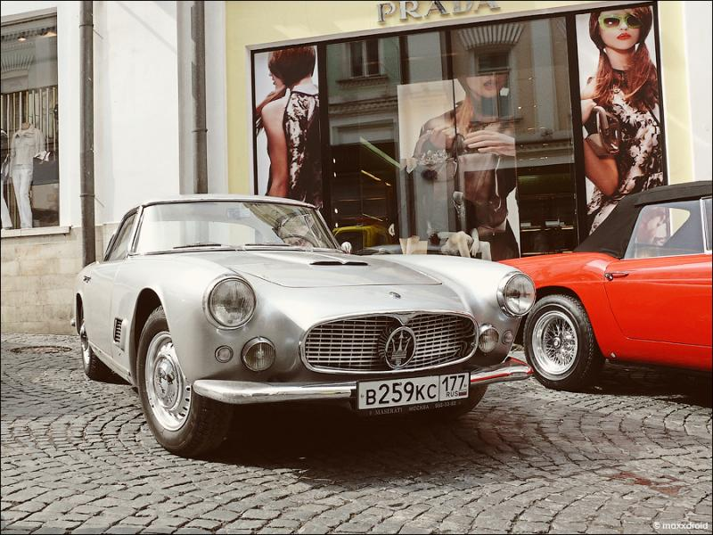 Legendary Rally of Vintage Cars 26