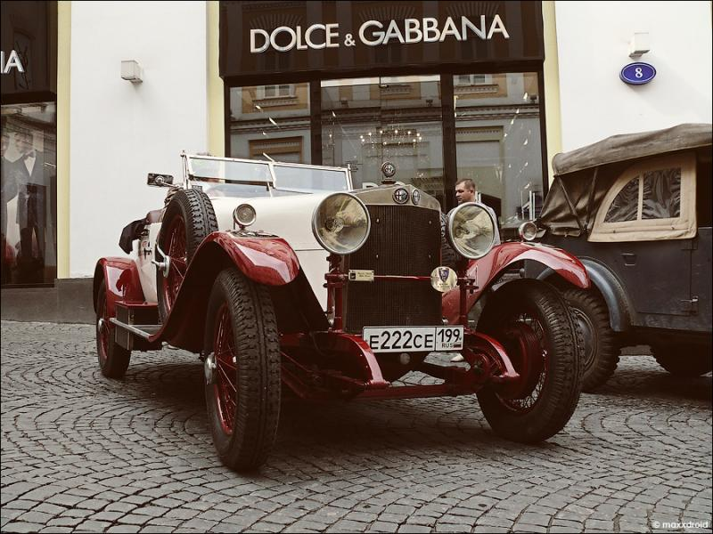 Legendary Rally of Vintage Cars 27