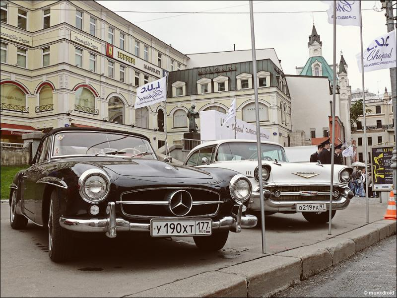 Legendary Rally of Vintage Cars 3
