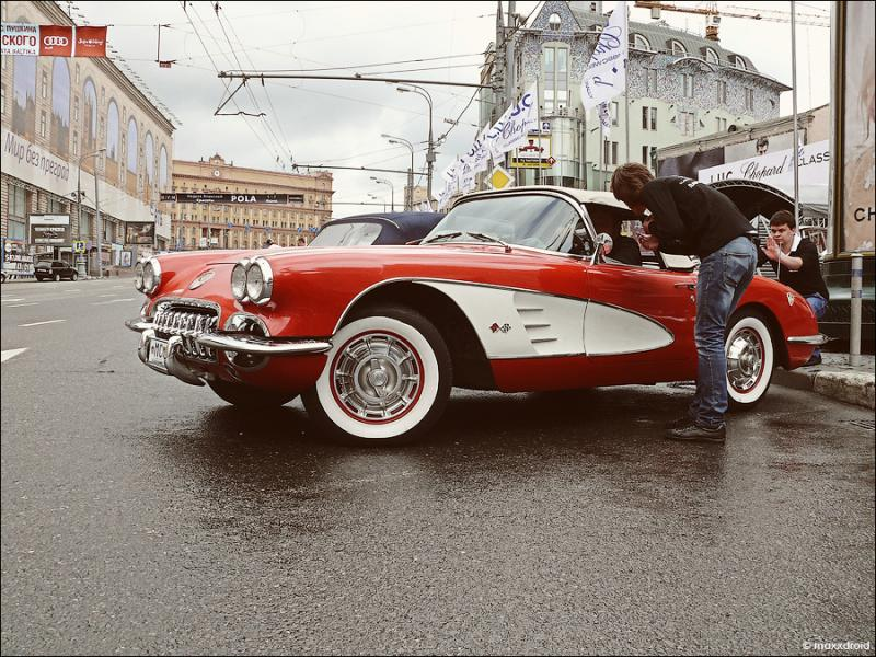 Legendary Rally of Vintage Cars 35