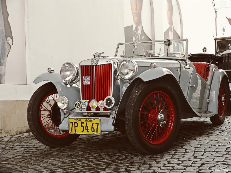 Legendary Rally of Vintage Cars 37
