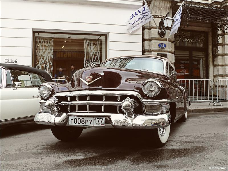 Legendary Rally of Vintage Cars 39