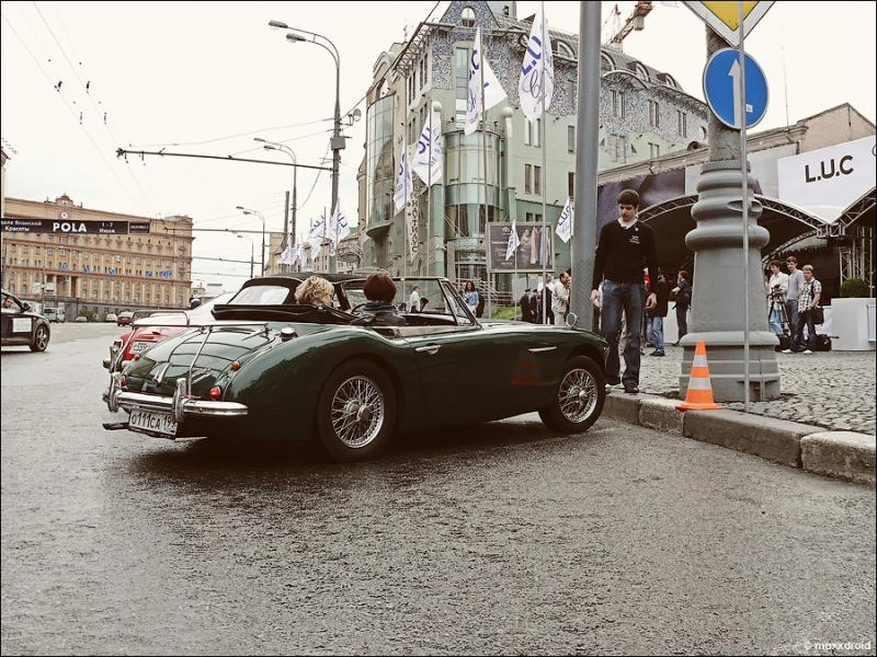 Legendary Rally of Vintage Cars 4