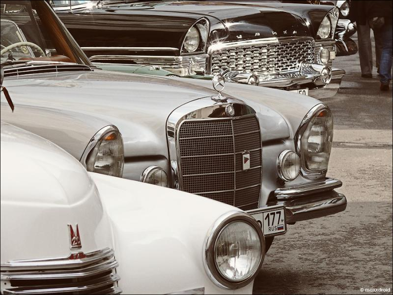 Legendary Rally of Vintage Cars 40