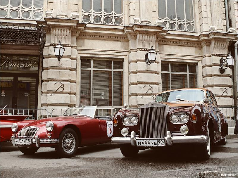 Legendary Rally of Vintage Cars 42
