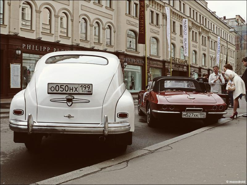 Legendary Rally of Vintage Cars 46