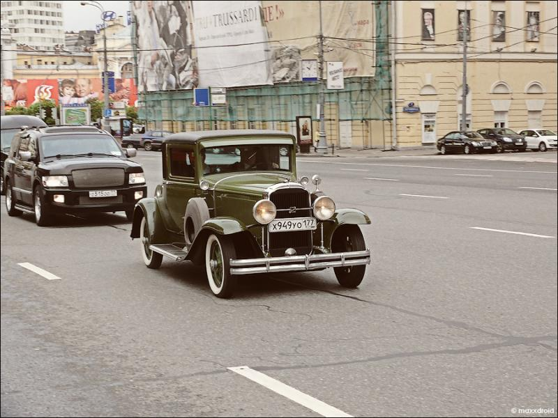 Legendary Rally of Vintage Cars 8