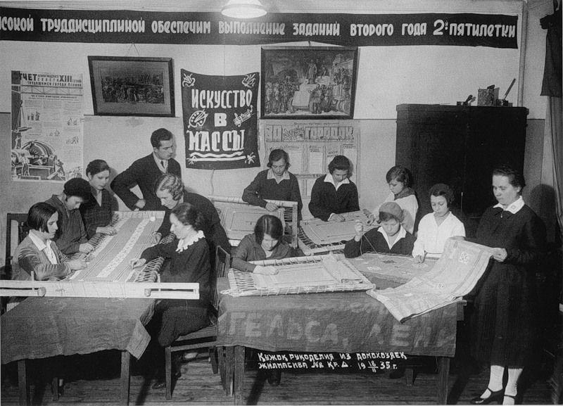 Leisure Time of Soviet People