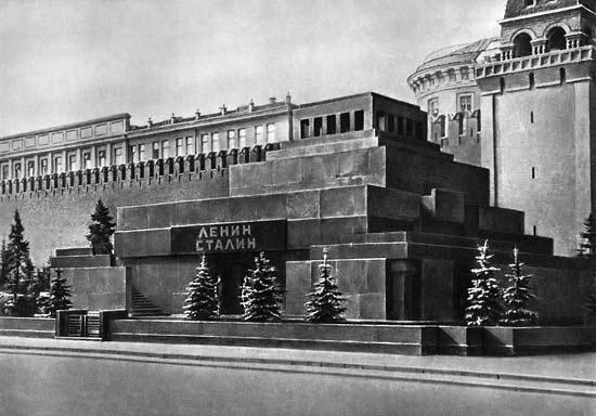 lenin\'s mausoleum 20
