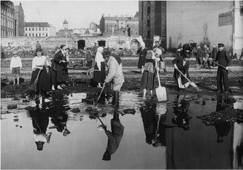 Leningrad. Flood on September 23, 1924 7