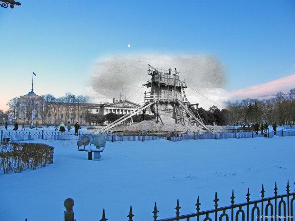 Siege of Leningrad, Russia 11