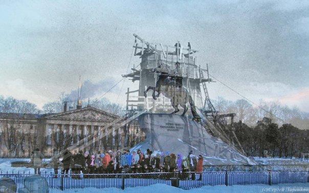 Siege of Leningrad, Russia 12