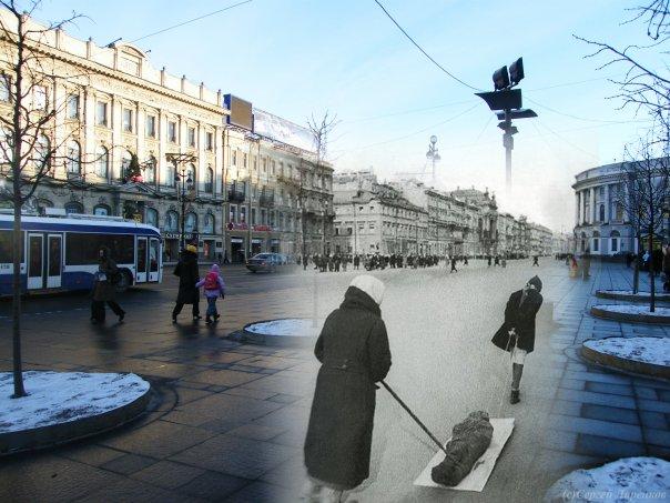 Siege of Leningrad, Russia 2