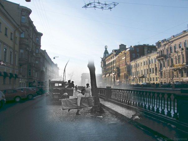 Siege of Leningrad, Russia 3