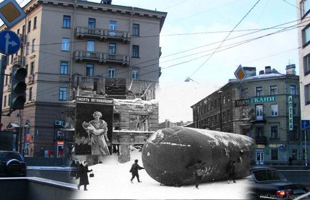 Siege of Leningrad, Russia 4