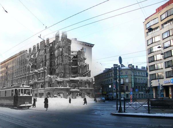 Siege of Leningrad, Russia 5