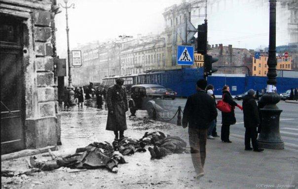 Siege of Leningrad, Russia 6