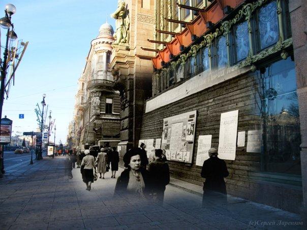 Siege of Leningrad, Russia 8