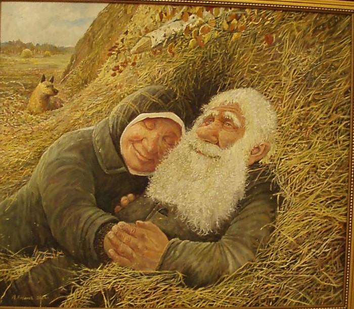 leonid baranov painter