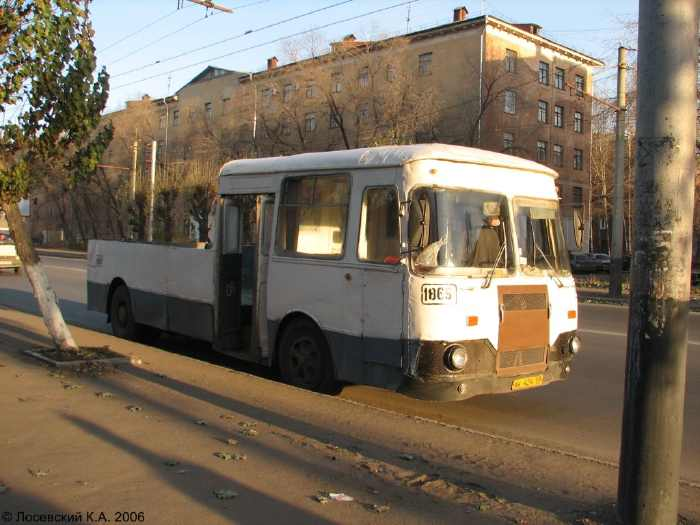LIAZ Russian bus 4
