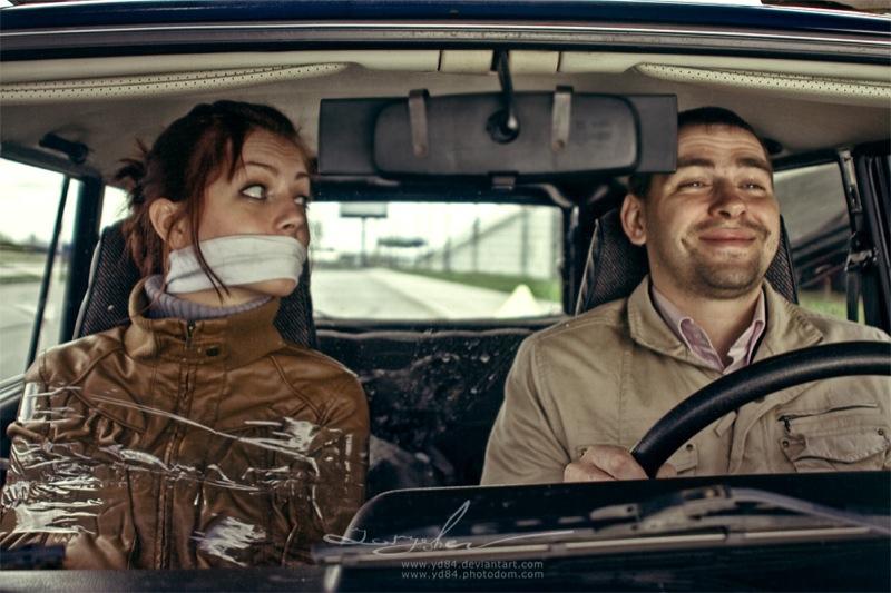 Russian life in car 2