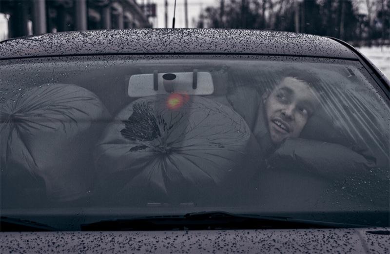Russian life in car 17