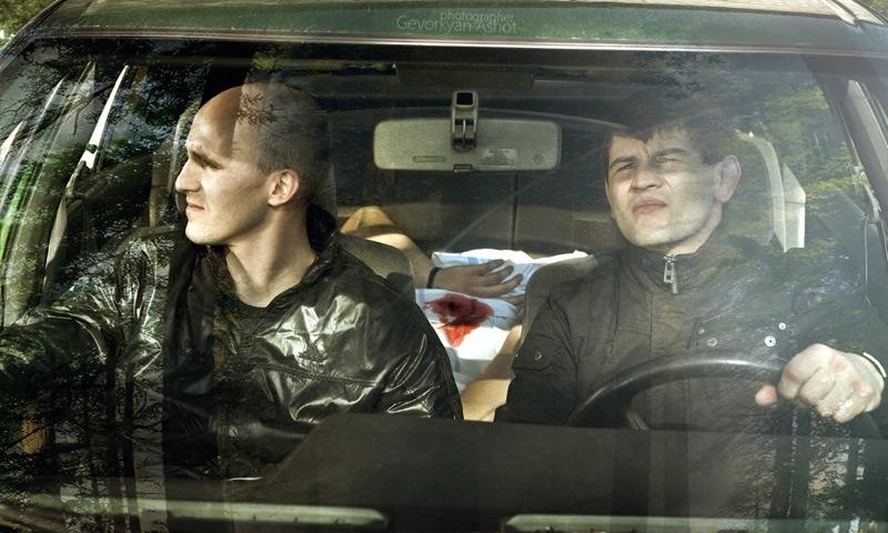 Russian life in car 21