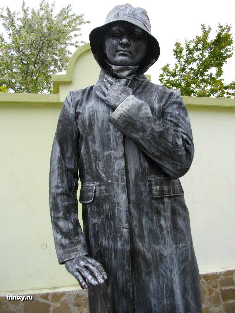 Russian Live Statues 40