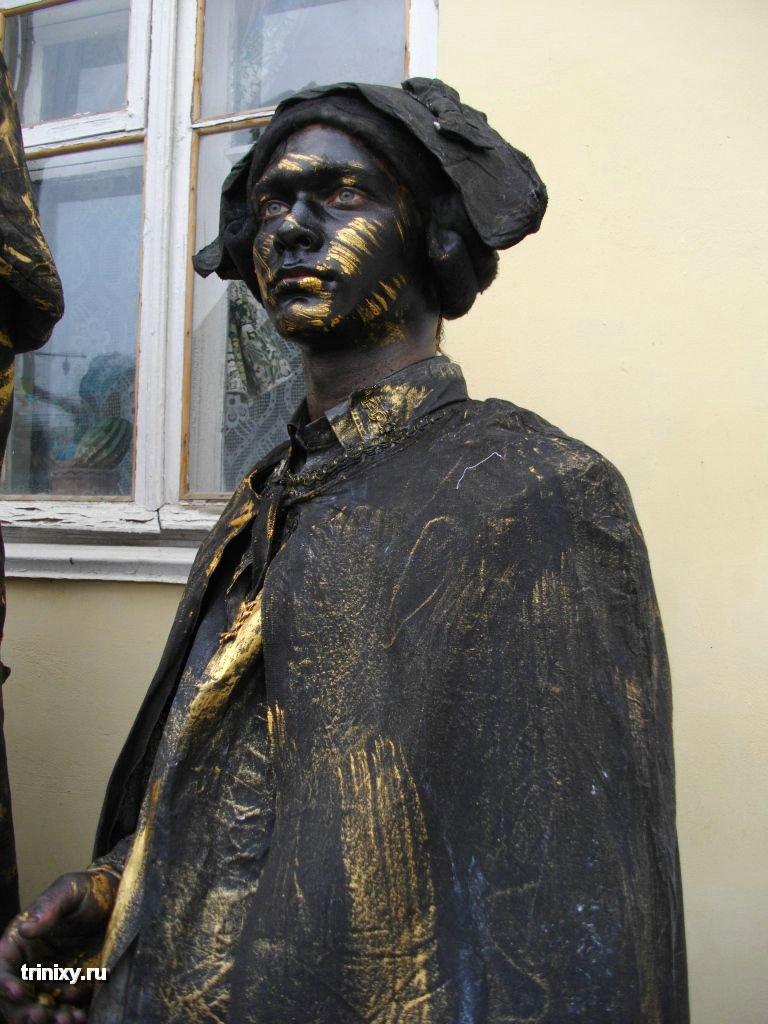 Russian Live Statues 53