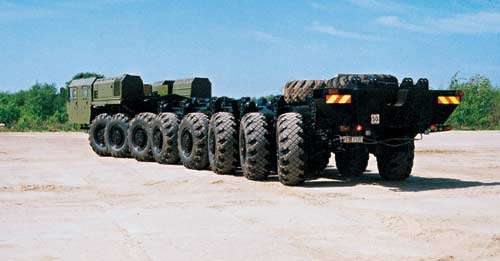 russian army truck 1