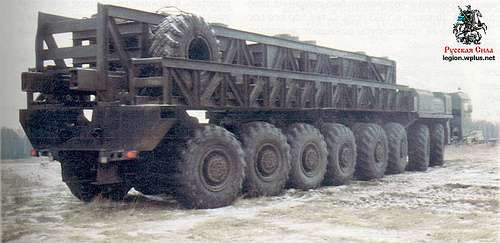 russian army truck 3