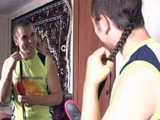 Man with longest hair in Russia 2