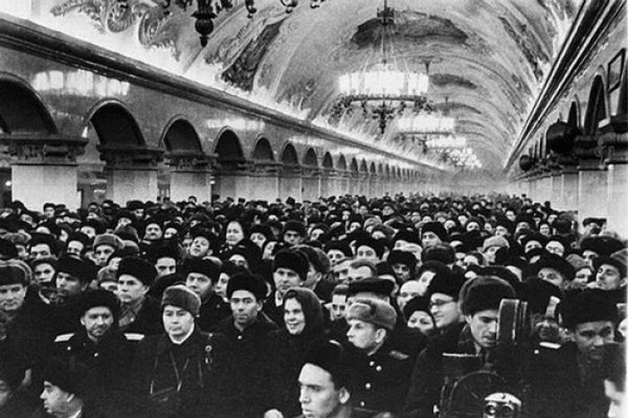 Looking Back At USSR 77