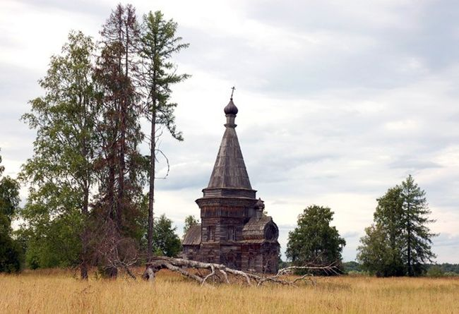 abandoned russian village 1