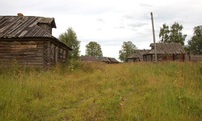 abandoned russian village 11