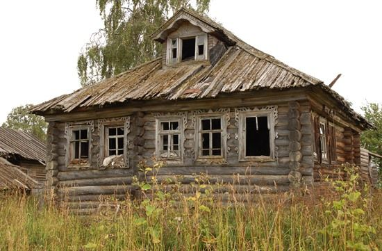 abandoned russian village 12