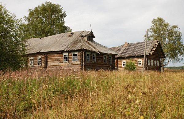 abandoned russian village 14