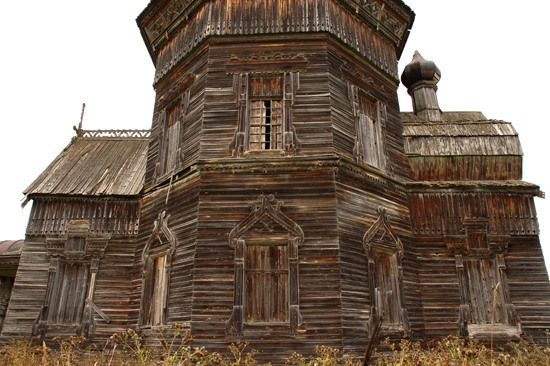 abandoned russian village 2