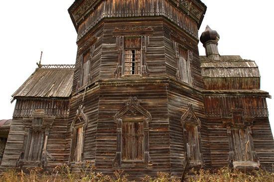 abandoned russian village 2