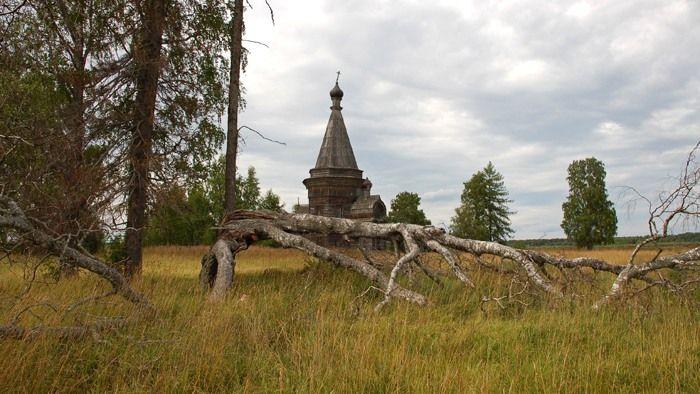 abandoned russian village 5