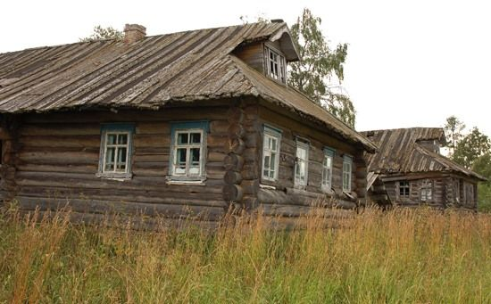 abandoned russian village 8