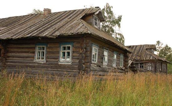 abandoned russian village 8