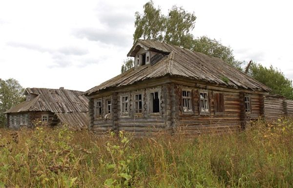 abandoned russian village 9