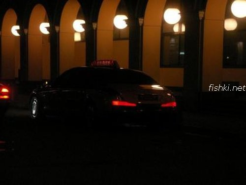 Moscow luxury cabs 4